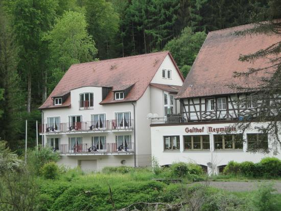 Hotel Gasthof Neumühle: hotel