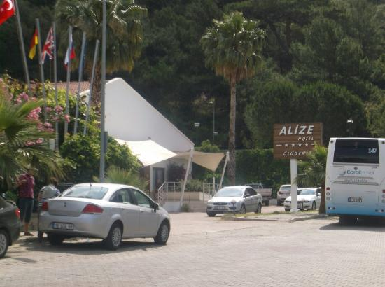 Alize Hotel: Views from around the hotel