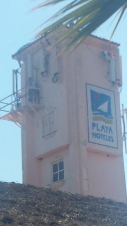 Diverhotel Marbella: algo abandonao...