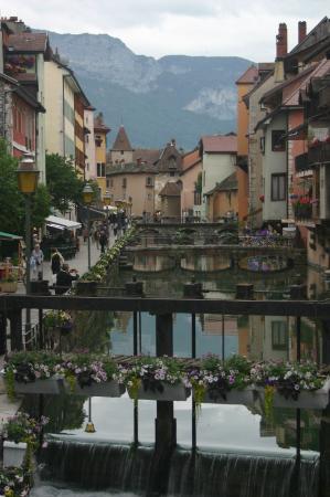 Hotel Le Pre Carre : Annecy ~