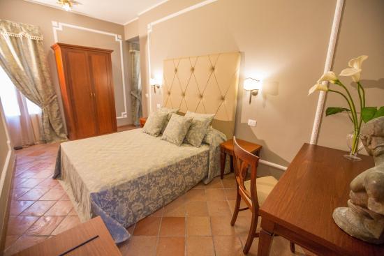 Palazzo Raho: Double Room Deluxe