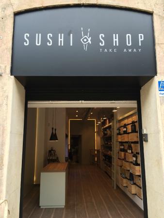 Sushi Shop Tarragona