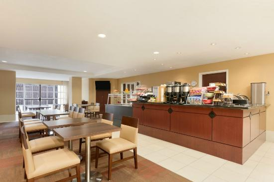 Hawthorn Suites by Wyndham College Station: Breakfast Area
