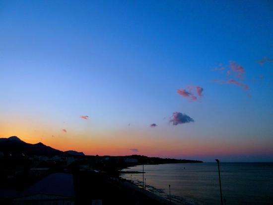 solopgang i morgen
