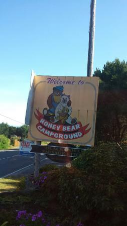 Ophir, Oregón: Honey Bear Campground & RV Resort