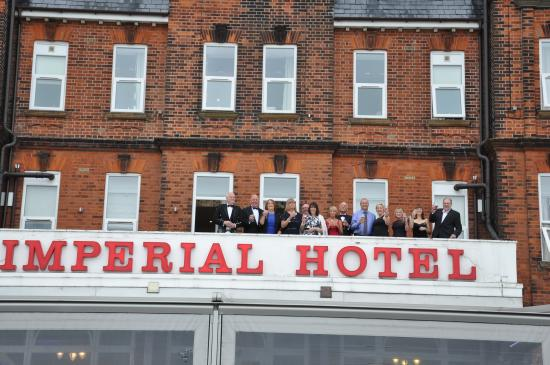 Imperial Hotel: Ready to Party!!