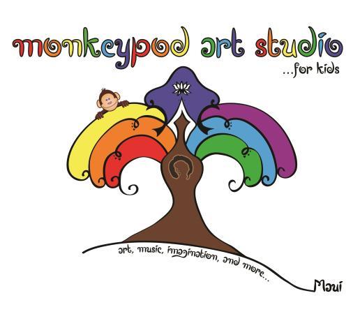 Monkeypod Art Studio...for kids