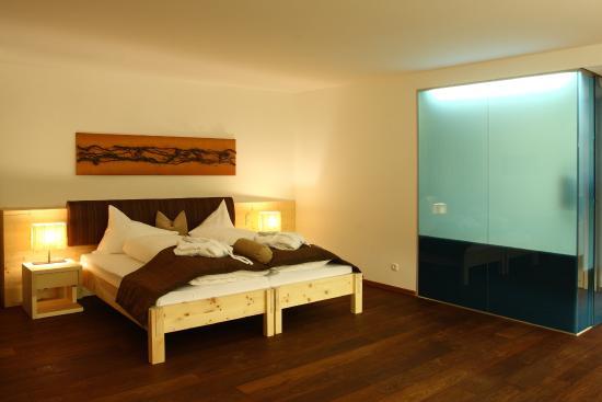 Spa Hotel Zedern Klang: Suite Schwarzach