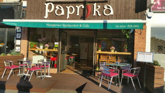Paprika Restaurant & Cafe
