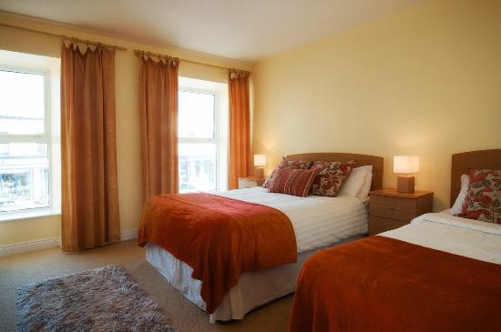 The Atlantic Coast Hotel : Bedroom