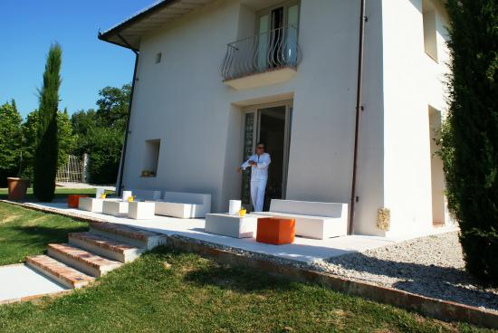 B&B Villa Luogoceleste: The Villa ...