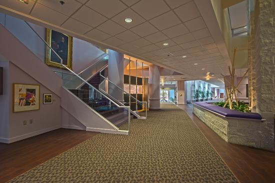 Kellogg Conference Hotel at Gallaudet University: Lobby