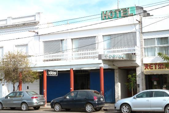 Frente picture of hotel torino san nicolas de los for Hotel san salvario torino