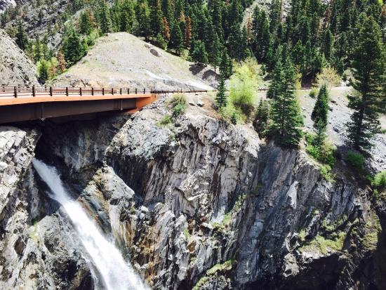 scenic viewpoint south of silverton picture of san juan skyway colorado tripadvisor. Black Bedroom Furniture Sets. Home Design Ideas
