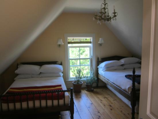 Craftsbury Common, VT: One of the Two Guest Rooms