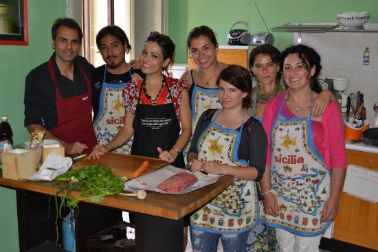 Sicily Cooking Class