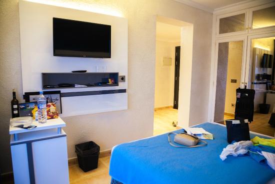 Salles Hotel Marina Portals: Простой двухместный номер