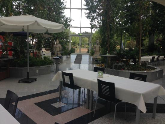 Artrium am Park: Salle de réception