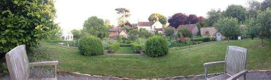 Over Stowey, UK: From our stay in June. We love the garden.