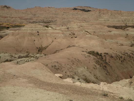 惡地國家公園照片