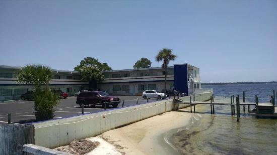 Buccaneer Beach Motel Panama City Fl