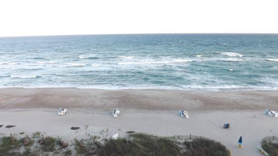 The Inn at Pine Knoll Shores: View from our room
