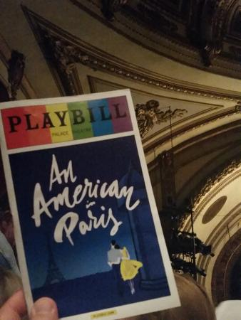 ‪An American in Paris‬