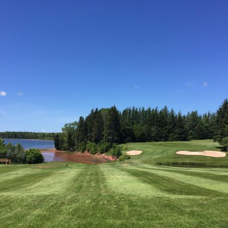 Georgetown, Canadá: Brudenell River Golf Course : June 2015