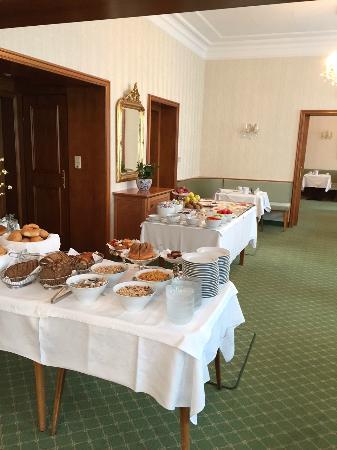 An der Wien: Desayuno