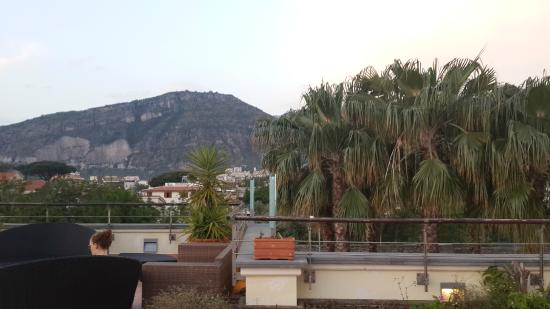 Seven Hostel: TERRAZA