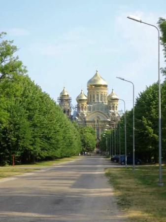 St. Nicholas Orthodox Sea Cathedral