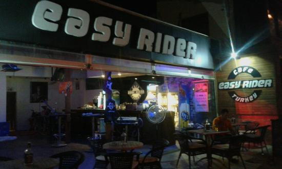 Cafe Easy Rider