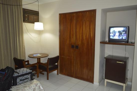 Hotel Vitoria Palace : Quarto Hotel Vitória