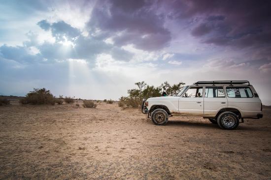 Farvardinn: Desert trip
