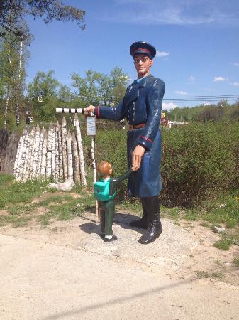 Domodedovo Urban Okrug, Rusia: Дядя Степа