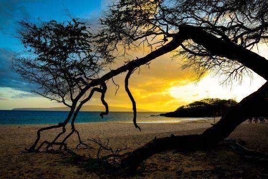 Makena Beach: Breathtaking Sunsets
