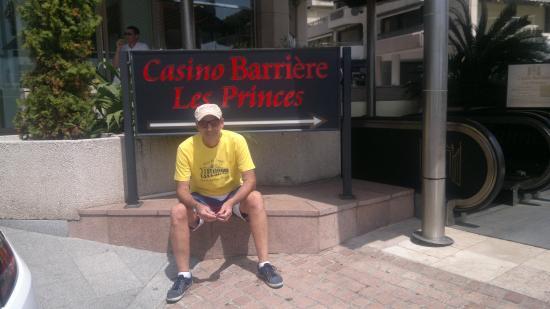 Casino Barrière Les Princes : SORTE