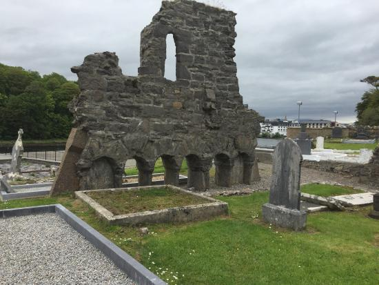 Donegal Town, Irland: Abbey of the Four Masters (The Abbey)