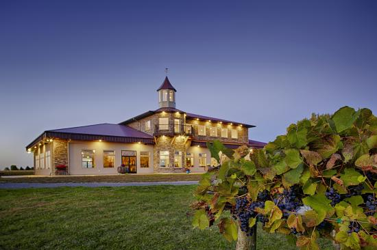 Winehaven Winery, Chisago City, Minnesoa