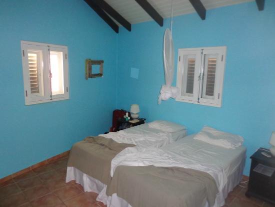 Blachi Koko Apartments Bonaire: bedroom