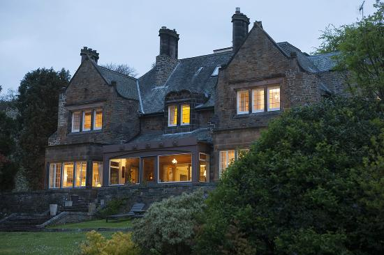 Photo of Windlestraw Lodge Scottish Borders Walkerburn