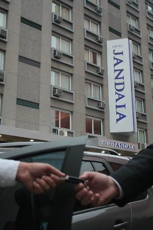 Jandaia Turismo Hotel: Hotel