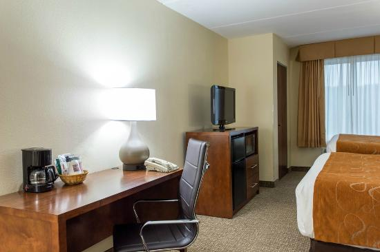 Comfort Suites Oceanview Amelia Island : Double Queen Suite