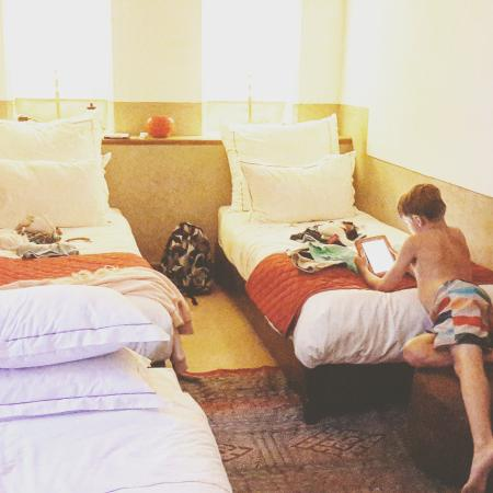 Dar Vedra: Our room for 3
