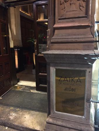 Zaika: Very tasty Indian Cuisine!!$$$$$