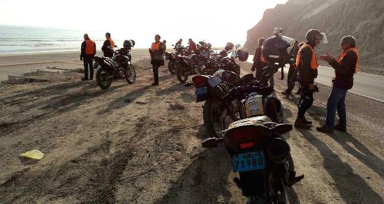 Cusco Moto Tour Peru