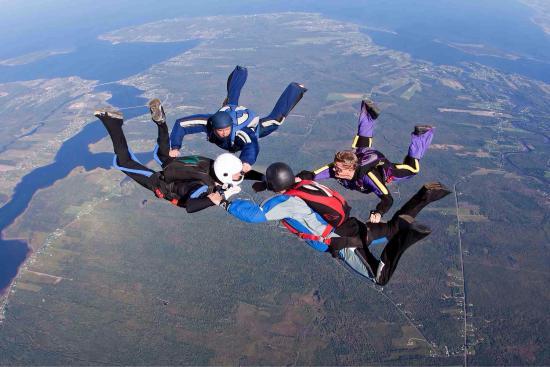Skydive Moncton