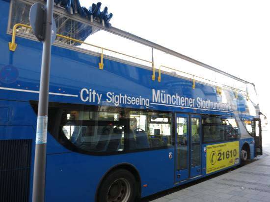 City Sightseeing Munich: Grayline