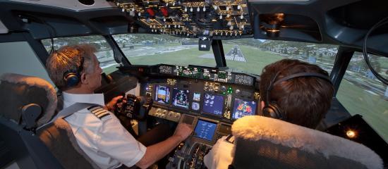 Flight Experience Kuala Lumpur