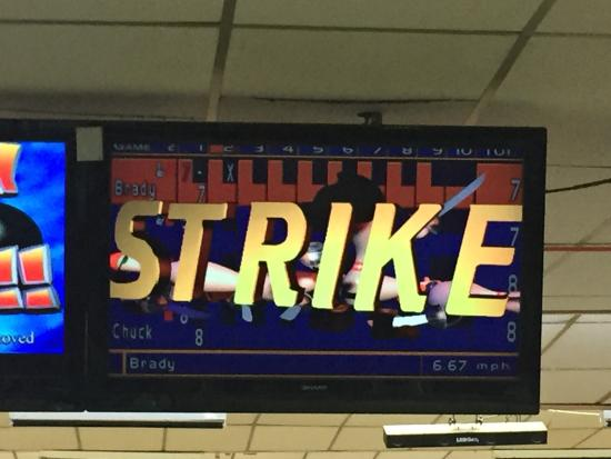 Red Crown Bowling: love to see this!